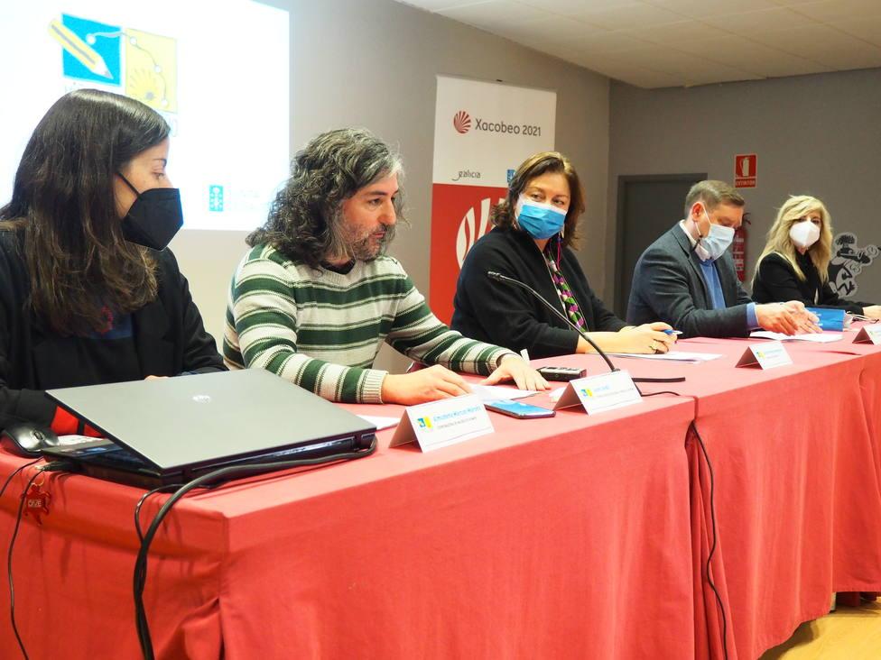 La presentación de la iniciativa se realizó en el Museo do Humor - FOTO: Cedida