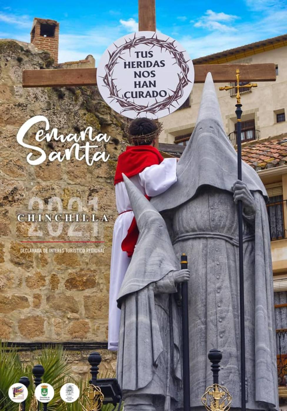 Santa María del Salvador acogió la presentación del cartel de la Semana Santa Chinchillana 2021