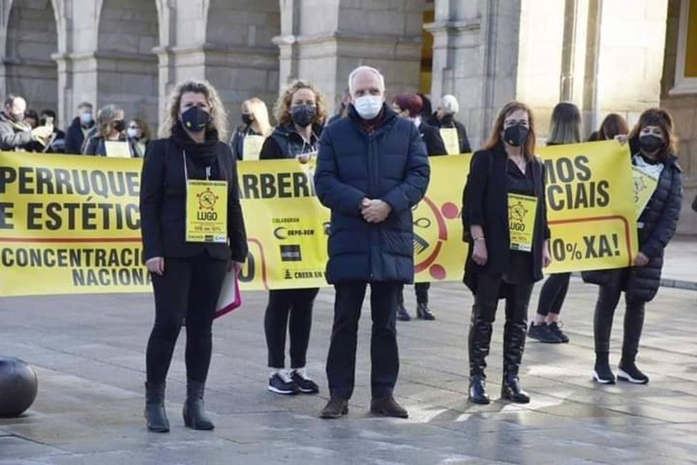 El Congreso aprueba rebajar el IVA de las peluquerías al 10% como pedía el sector en Lugo