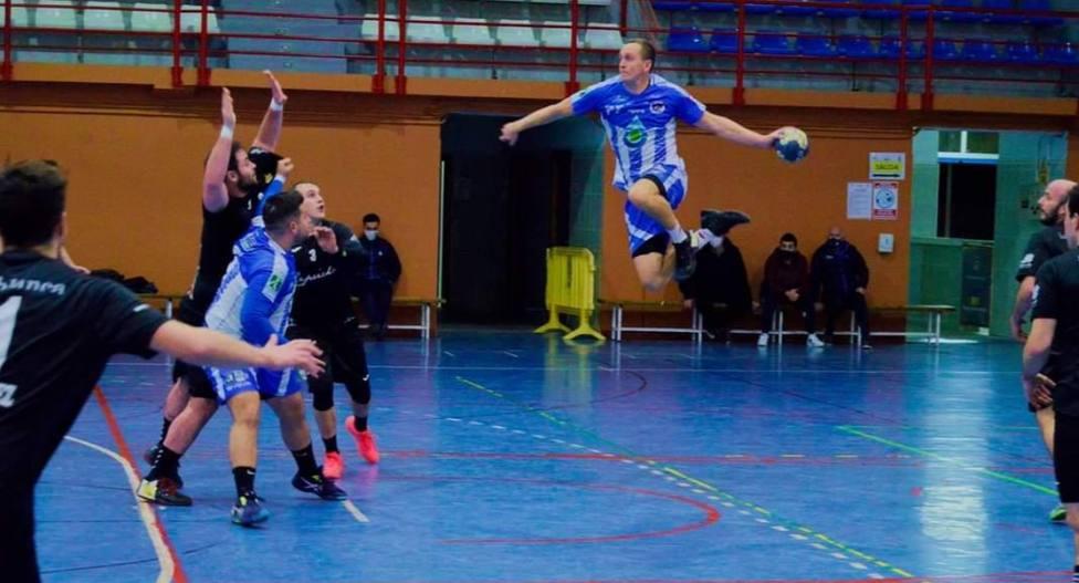 Ritec Balonmano Águilas empata con Torrevieja (25-25)