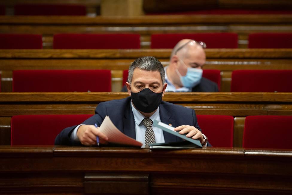 El conseller de Interior de la Generalitat, Miquel Sàmper
