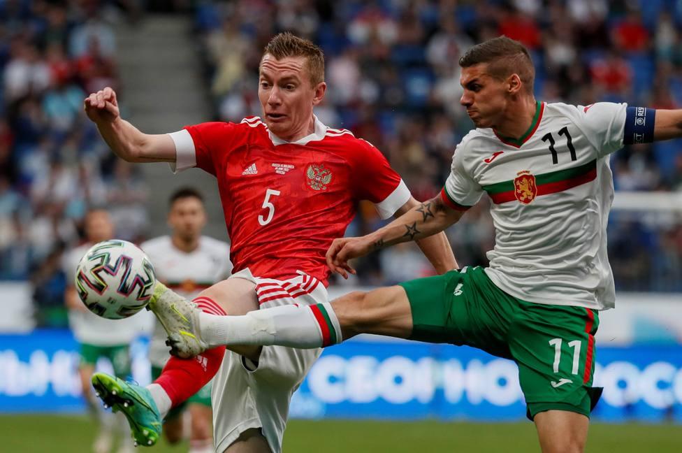 Russia vs Bulgaria