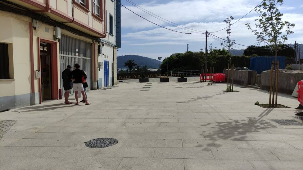La calle Espartero pasará a ser peatonal. FOTO: Concello de Ferrol