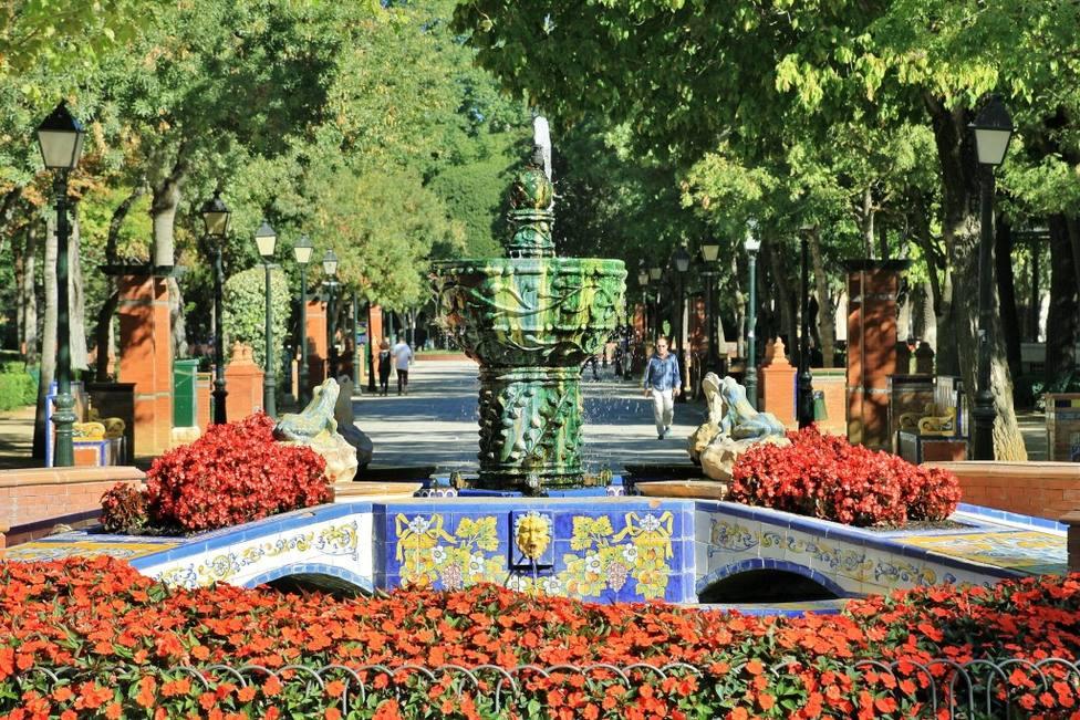Jardines del Prado de Talavera de la Reina