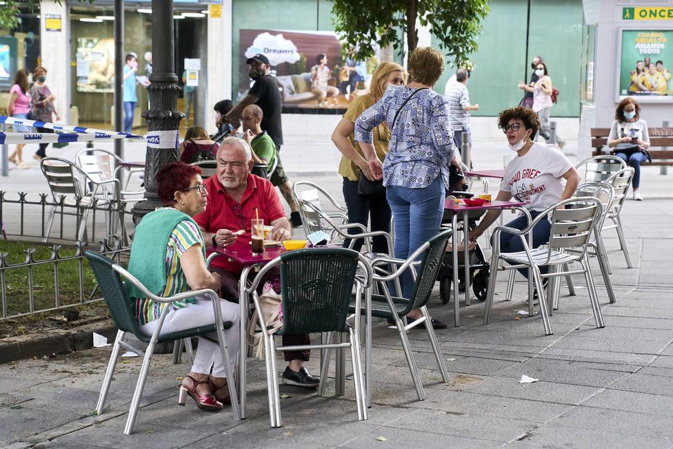 La Comunidad de Madrid no aplicará, por el momento, el certificado Covid en la hostelería