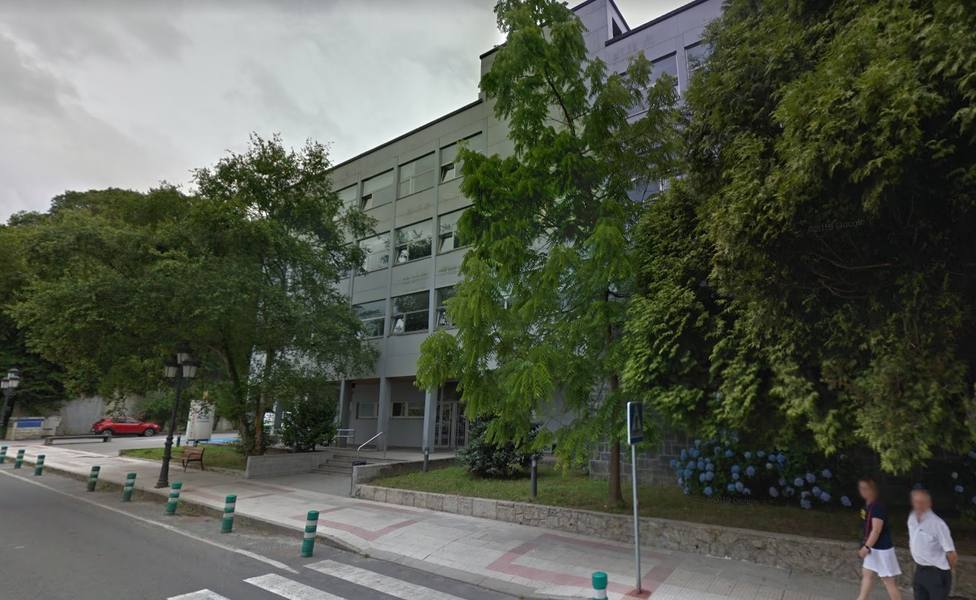 Centro de salud de Pontedeume