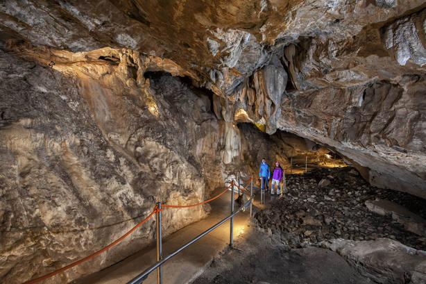 Cueva de las Güixas de Villanúa