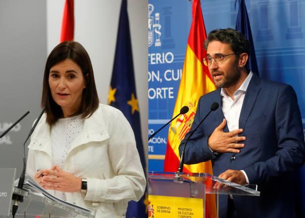 Carmen Montón es la segunda dimisión del Gobierno Sánchez en menos de tres meses