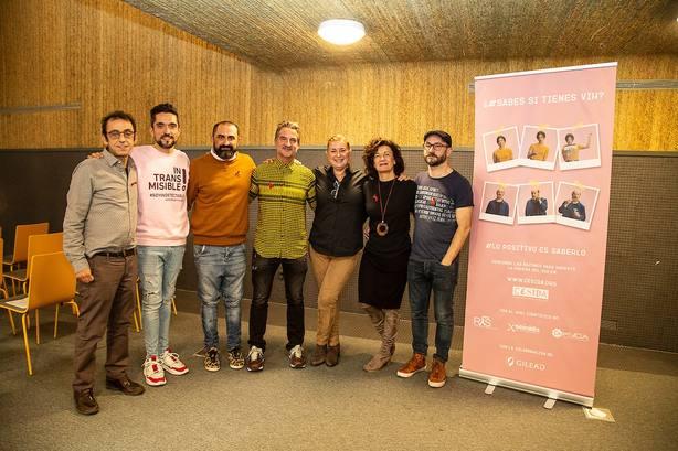 Cesida lanza la campaña SABES para destacar la importancia de saber el estado serolófico