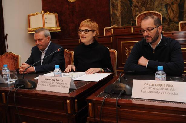 Marisa Ruz es delegada de Cultura en la Diputación