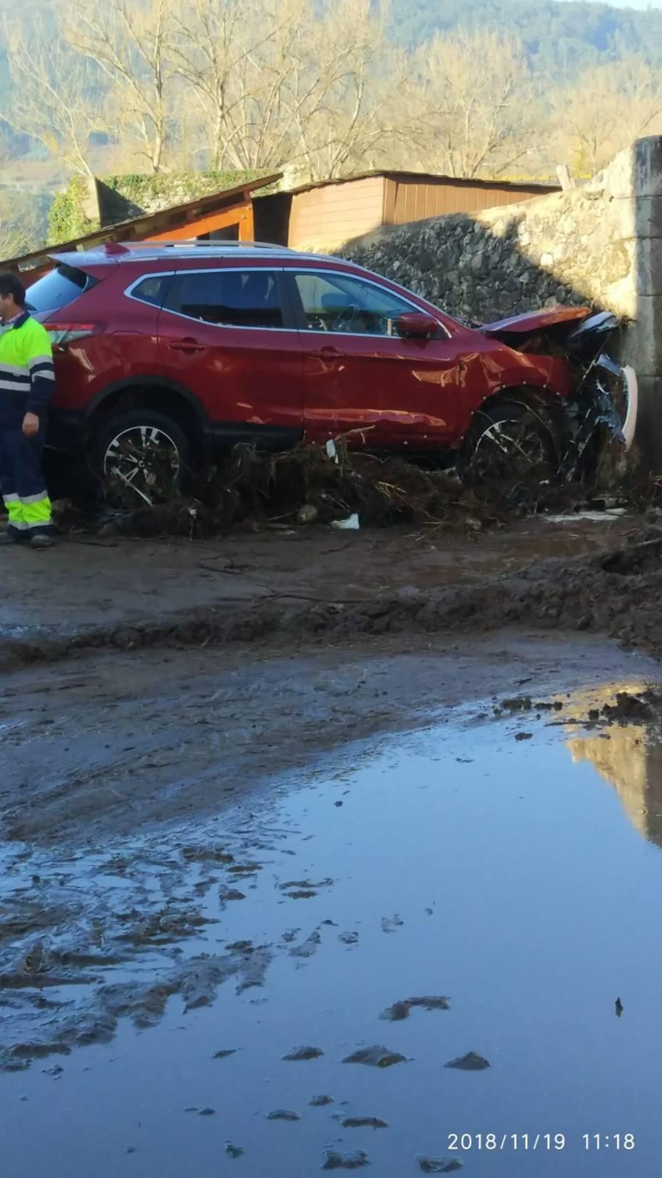 Unos 150 afectados tramitan solicitudes de ayudas por los daños de la riada en Viveiro