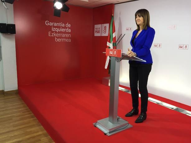 Mendia (PSE) dice que la falta de hervor de Vox se ha convertido en un cocido en toda regla que se está comiendo PP