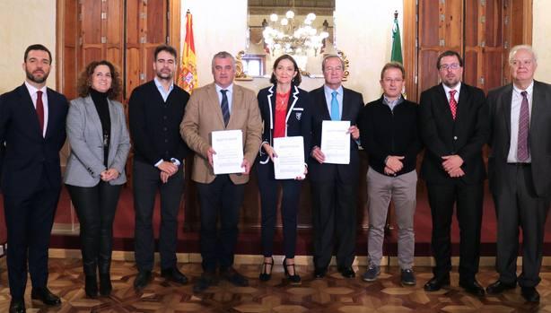 UGT vigilará que Cemex y Gobierno cumplan el plan de reindustrialización acordado para Gádor y Lloseta