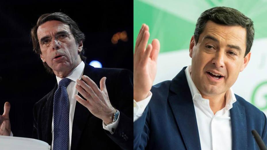 Aznar y Juanma Moreno clausurarán la convención nacional del PP