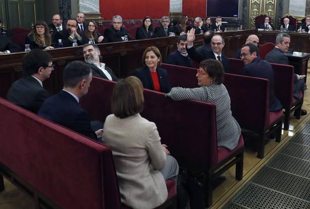 Procés.- El abogado de Junqueras afirma que la causa atenta contra la disidencia política