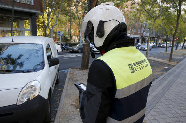 Los agentes de movilidad prevén caos y confusión en Madrid Central