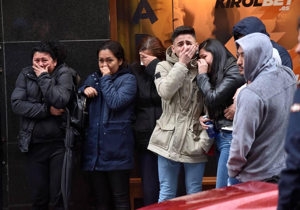 Muere un joven de 23 años en el incendio de una vivienda en Bermeo (Bizkaia)