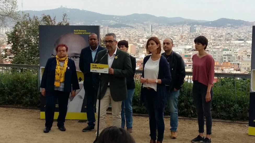 ERC avisa a Pedro Sánchez de que nunca, nunca, nunca renunciará a un referéndum