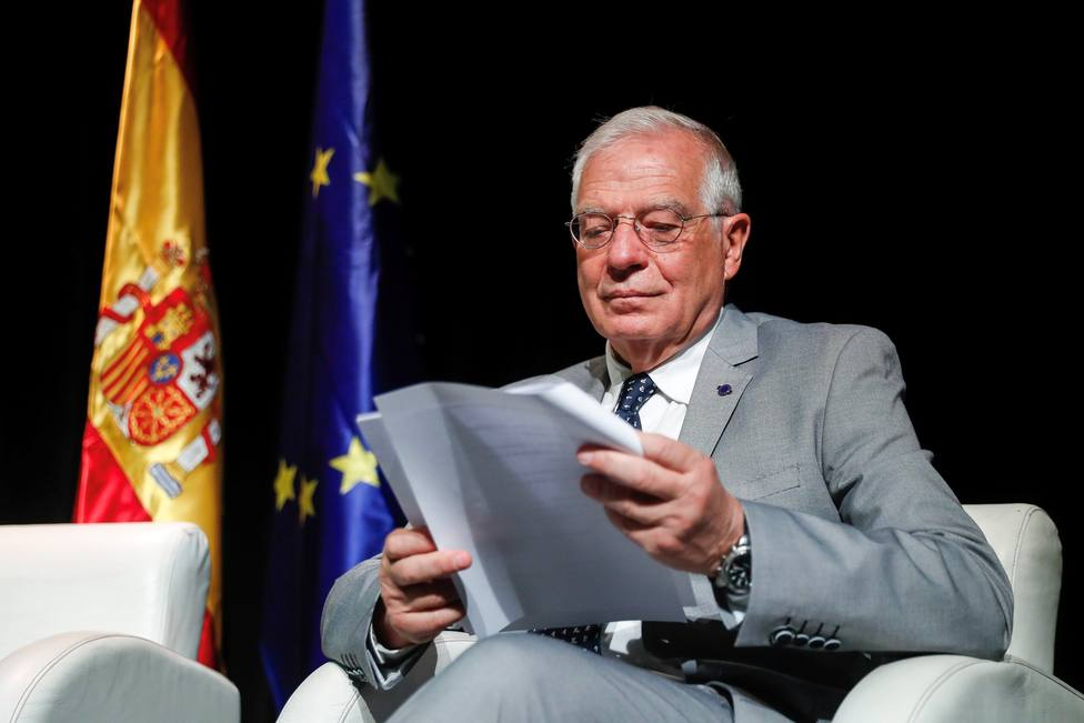Josep Borrell, presenta el blog This is the Real Spain