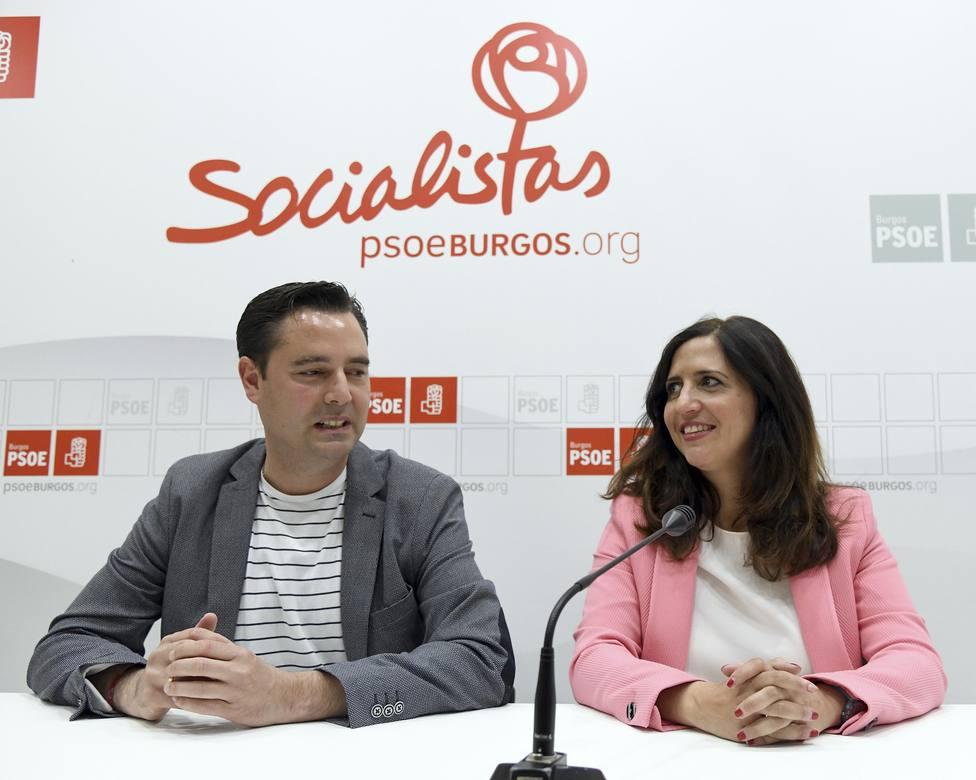 Daniel de la Rosa y Esther Peña