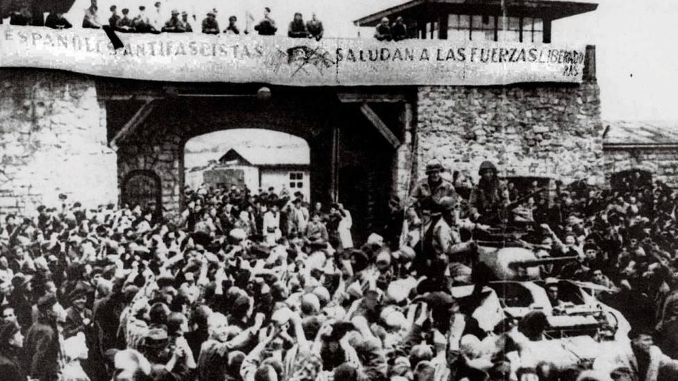 El BOE publica el listado de 4.427 españoles muertos en campos nazis
