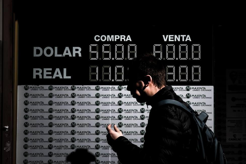 Las tensiones geopolíticas se suman a la guerra comercial y hunden a la Bolsa