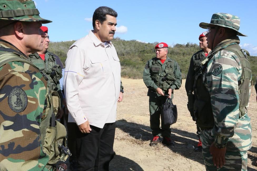Así se ha ido fraguando el progresivo desmantelamiento de la cúpula de afines a Nicolás Maduro