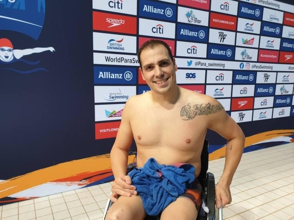 Toni Ponce e Íñigo Llopis añaden dos medallas más para España en el Mundial de Natación Paralímpico