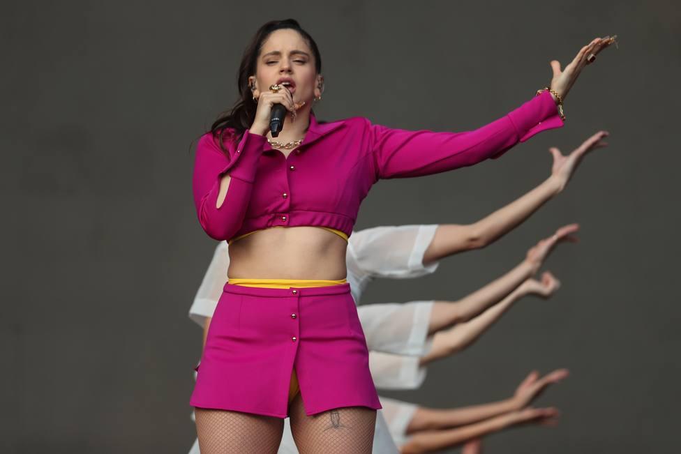 Rosalía ofrecerá en diciembre dos conciertos en Madrid y Barcelona