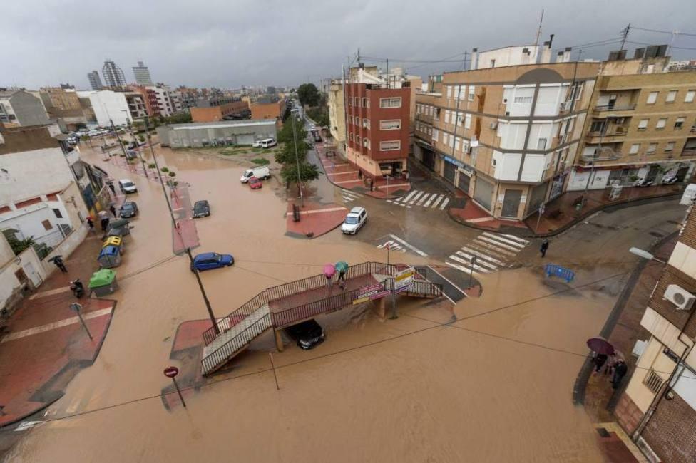 El presidente de Murcia lamenta que las ayudas por las lluvias cubran solo la mitad de daños