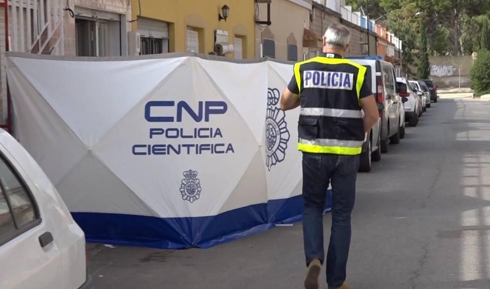 Prisión sin fianza para Agustín D.M. acusado de asesinar a su pareja en Cartagena