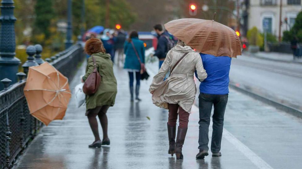 Frío, lluvias y tormentas intensas por la llegada de una nueva DANA a partir del lunes