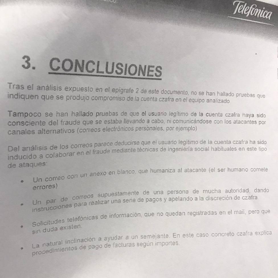 conclusiones informe EMT