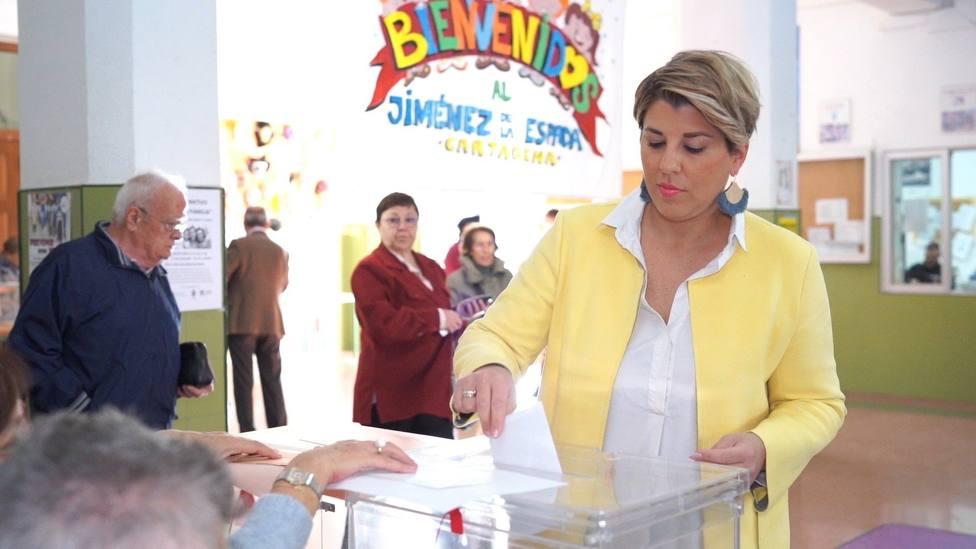 Normalidad en Cartagena durante la primera parte de la jornada electoral