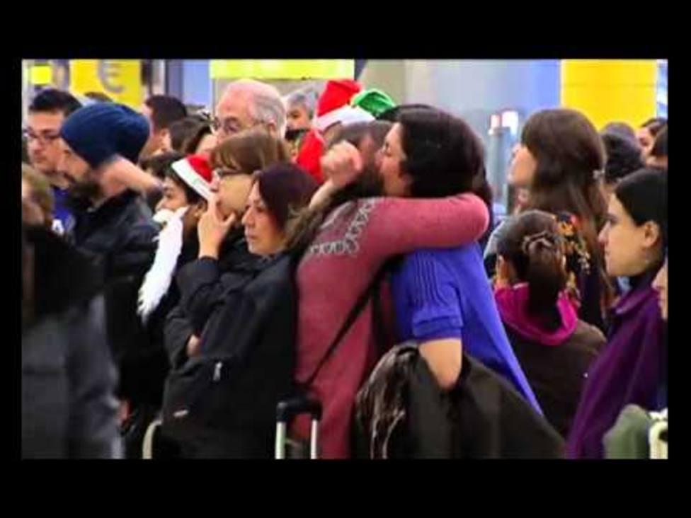 Los precios de los billetes de avión suben un 20% para volver a casa por Navidad