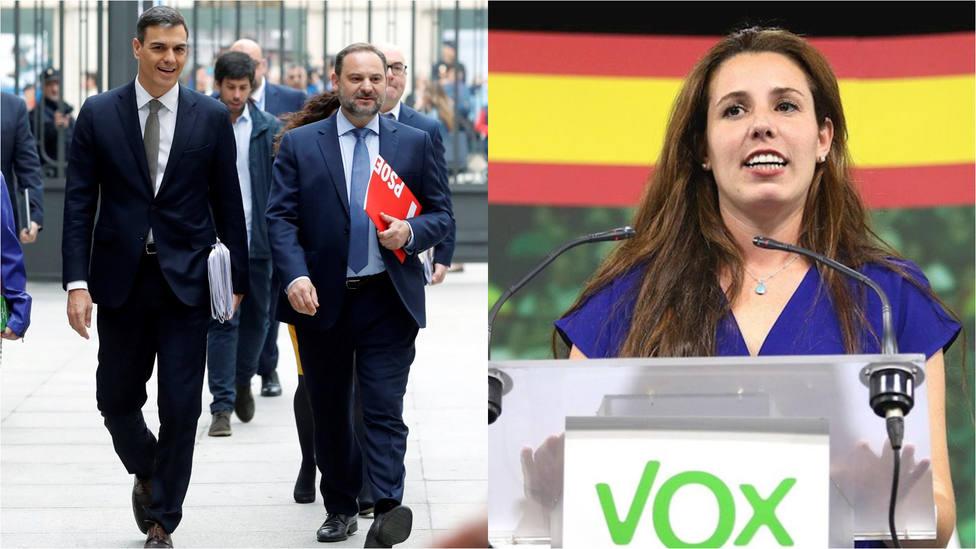 Los duros comentarios de Rocío de Meer ante el desmesurado gasto del PSOE liderado por Pedro Sánchez
