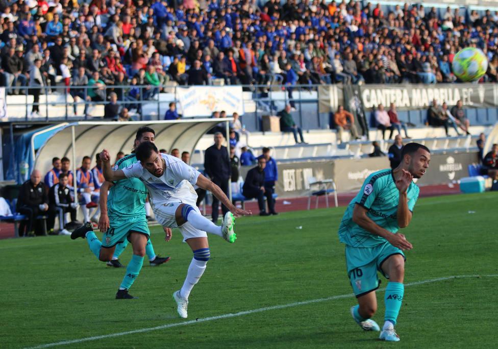 El Marbella cierra el año liguero con un empate (0 - 0)