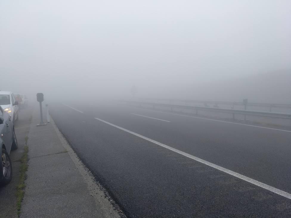 Autovía del Cantábrico (A-8) entre Mondoñedo y Abadín