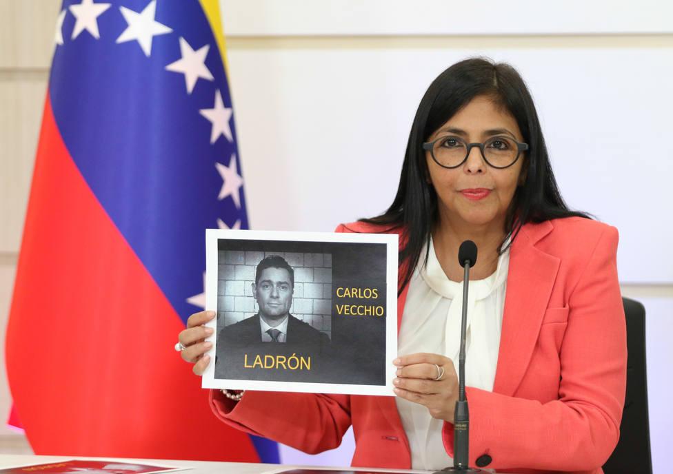 El Gobierno admite que la intervención de Ábalos evitó que la Policía rechazase en frontera a Delcy Rodríguez