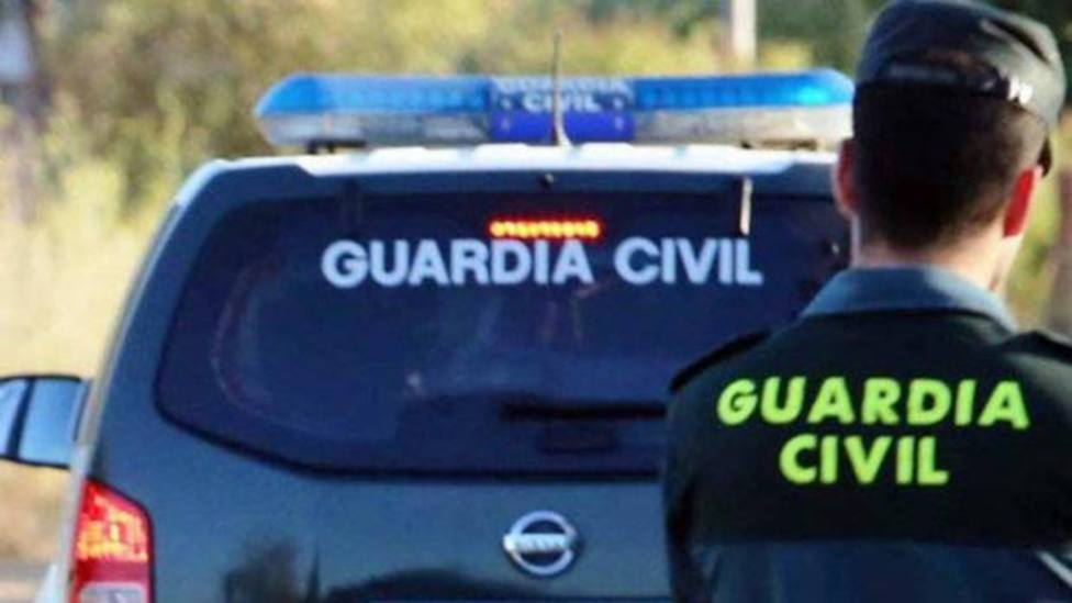 Imagen genérica de la Guardia Civil