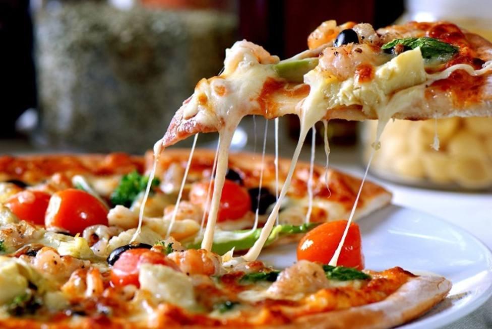 ¿Cuáles son las diez pizzas favoritas de los españoles?