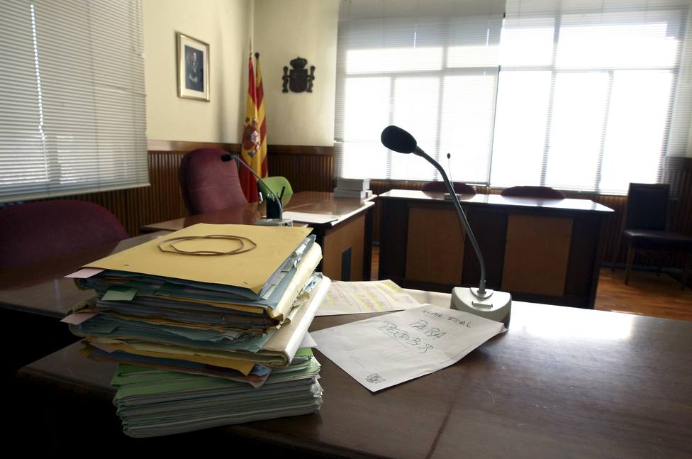 ESPAÑA-CAT-JUSTICIA PROTESTAS