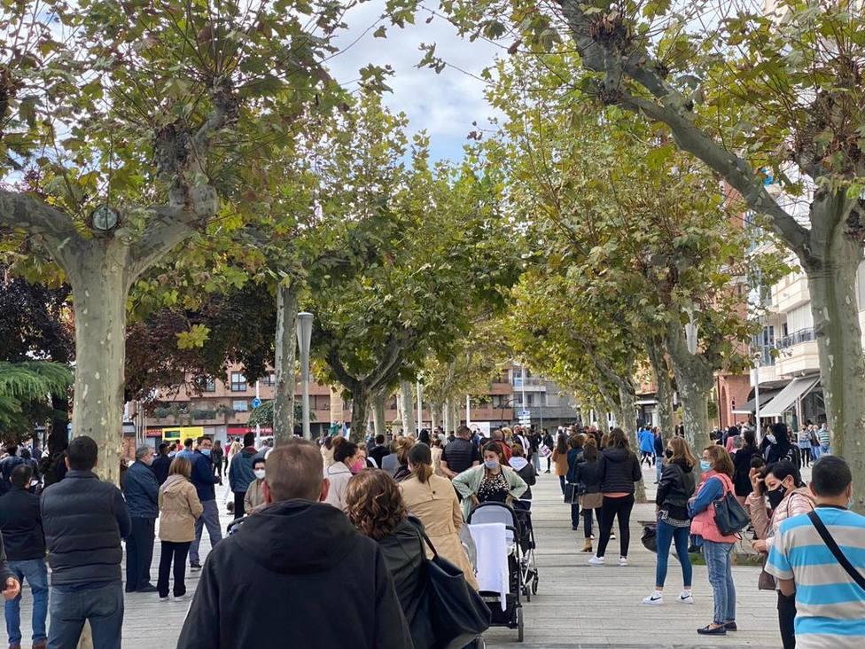 La hostelería de La Rioja Baja también clama por su derechos