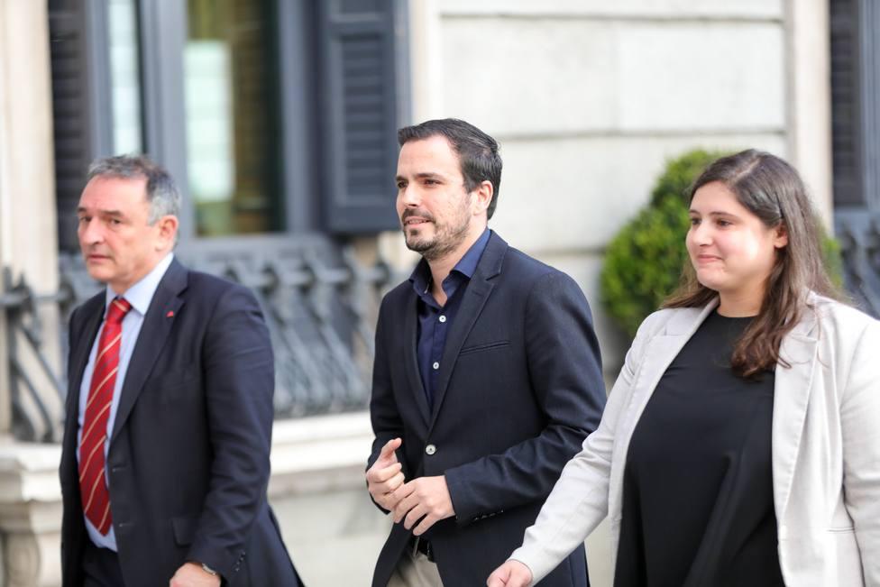 El Partido Comunista se desligará de Izquierda Unida para seguir integrado en Unidas Podemos