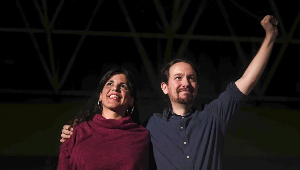 El vídeo de Pablo Iglesias con Teresa Rodríguez que no gustará a Irene Montero tras sus ataques personales