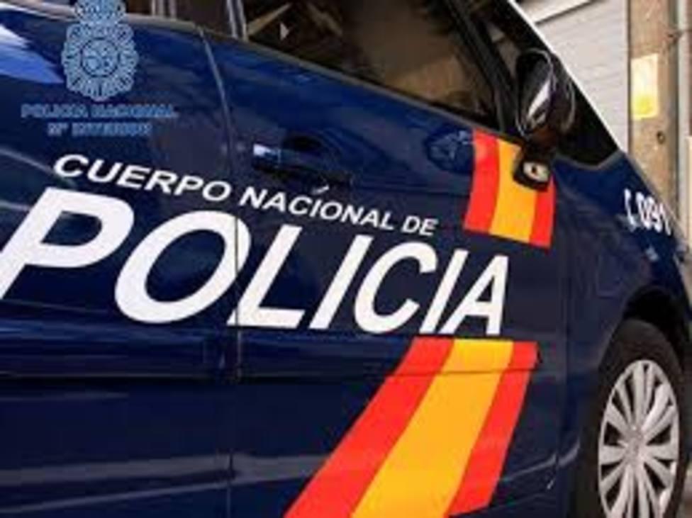 Foto furgoneta de la Policía Nacional (Europa Press)