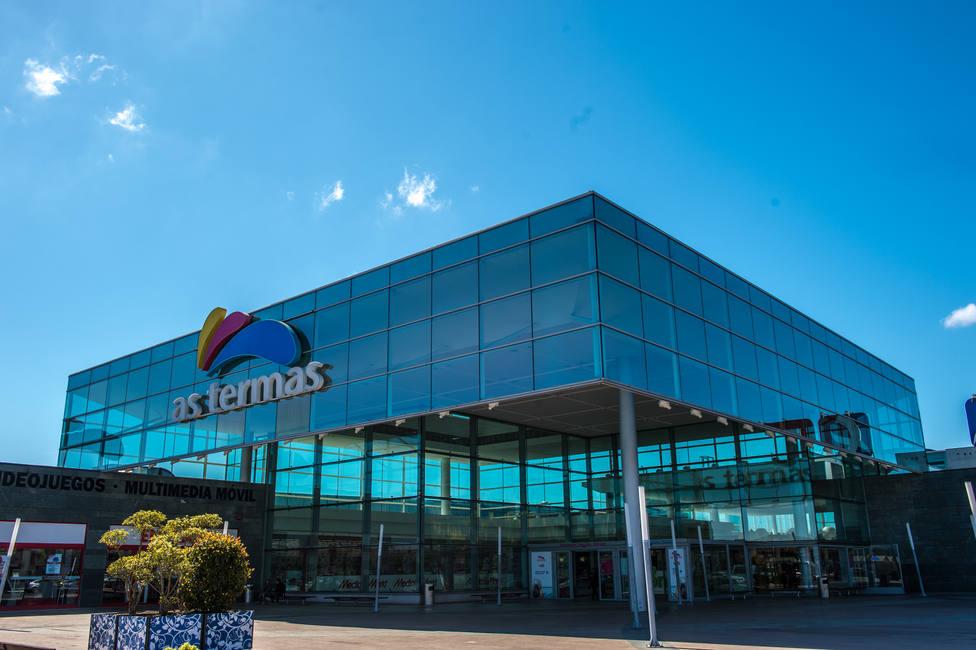 El Centro Comercial As Termas continúa abierto adaptado a las actuales restricciones