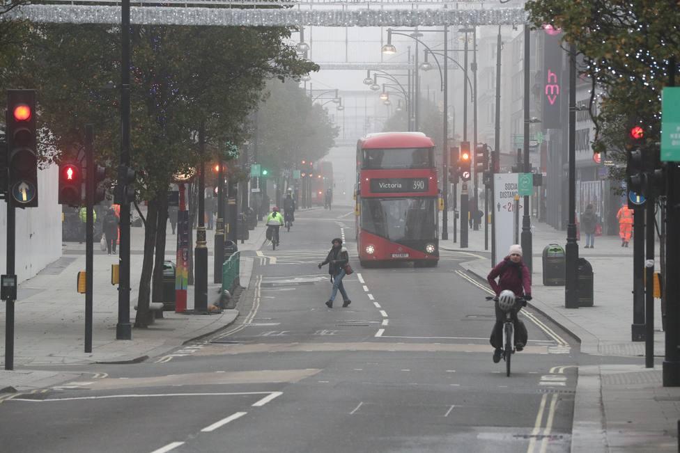 Reino Unido suma otros 20.000 contagios y más de 500 muertes por la covid-19