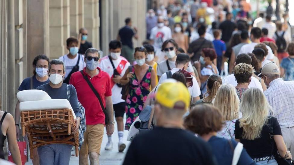 Cataluña suma 2.903 casos y 56 fallecidos en las últimas 24 horas