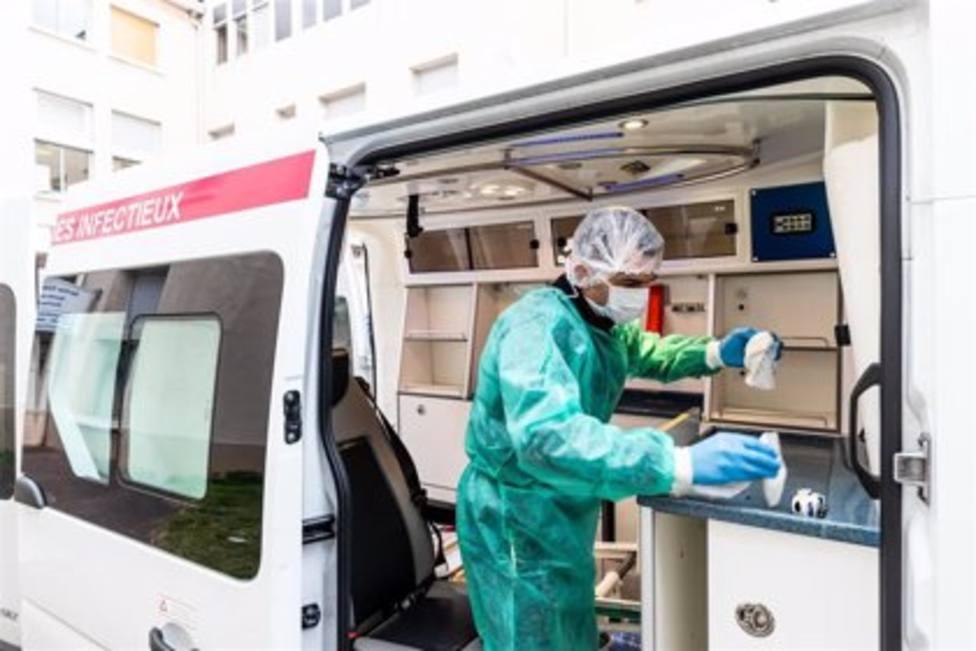 Se han notificado 25 fallecidos por COVID en las últimas 24 horas | EUROPAPRESS